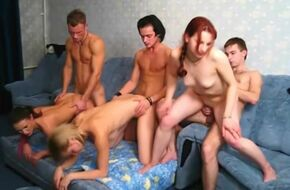 Couples sex party