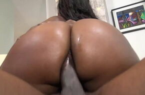 Old black wet pussy