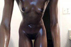 Hairy ebony bush