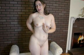 Sexy nude fat girl
